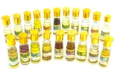 Song Of India Perfumed Oils