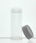 Plastic Vial 15ml - Cylinder Shape