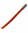 Bombilla - Orange Coloured Metal with Steel Spring
