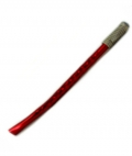 Bombilla - Red Coloured Metal with Steel Spring