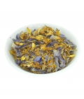 Blue Lily / Lotus dried flowers 185g