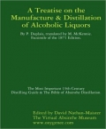 Manufacture & Distillation of Alcoholic Liquors
