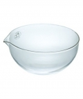 Glass Evaporating Dish 90mm with Round Bottom