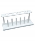 Test Tube Rack 6x25mm Holes & 6x Pegs